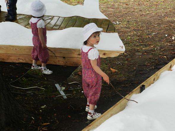 Изображение 14. В парке Горького появится снежная дорожка.. Изображение № 8.