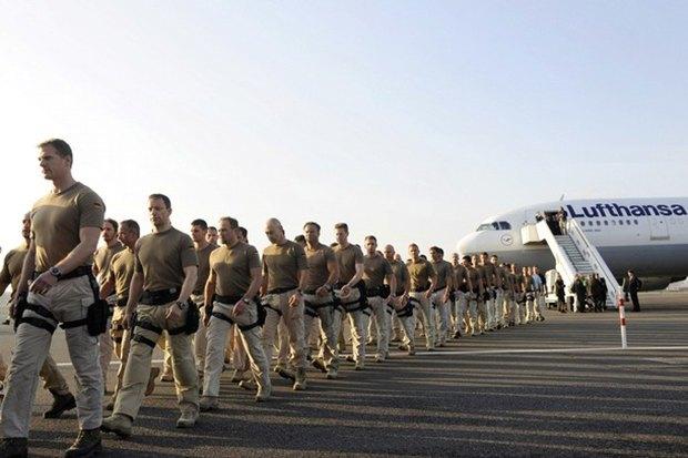 Как у них: Жители Израиля, Дании, Германии, Греции, США — о службе в армии. Изображение №8.