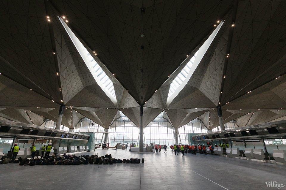 Тест The Village: Как работает новый терминал аэропорта Пулково. Изображение № 7.