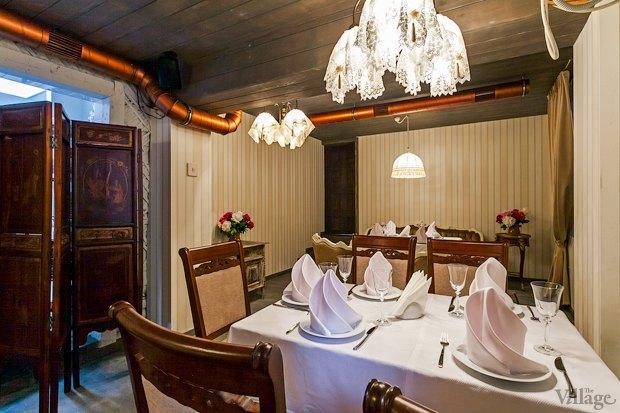 Новое место (Киев): Ресторан «Канапа». Зображення № 34.