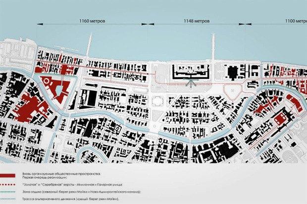 Проект преобразования центра «Студии 44». Изображение № 12.