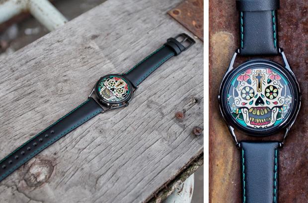 На полках: Магазин дизайнерских часов Zavod. Зображення № 7.