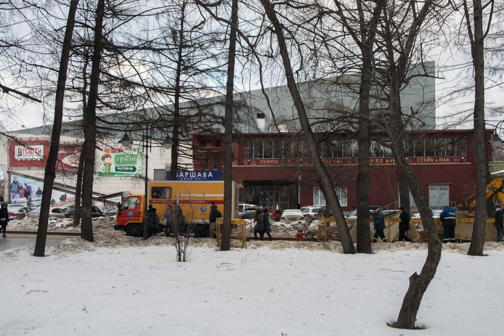 Как бюро SVESMI предлагает переделать московские кинотеатры. Изображение № 10.