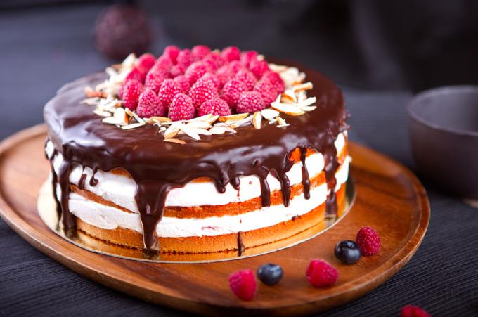 В Москве открылась онлайн-кондитерская с «фитнес-тортами». Изображение № 3.