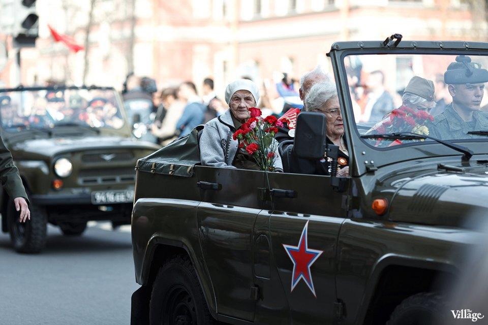 Фоторепортаж: День Победы в Петербурге. Изображение № 30.