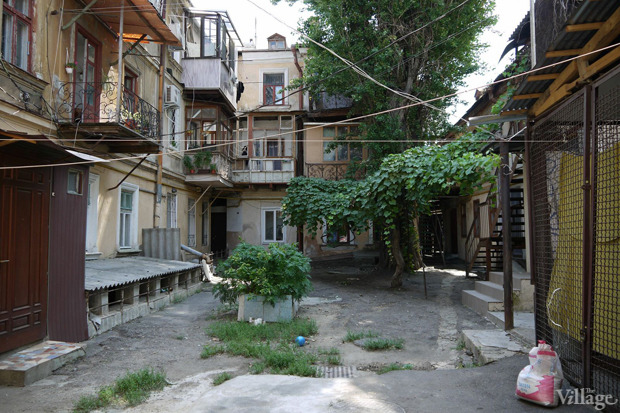 По ту сторону: Прогулка по одесским дворикам. Зображення № 41.