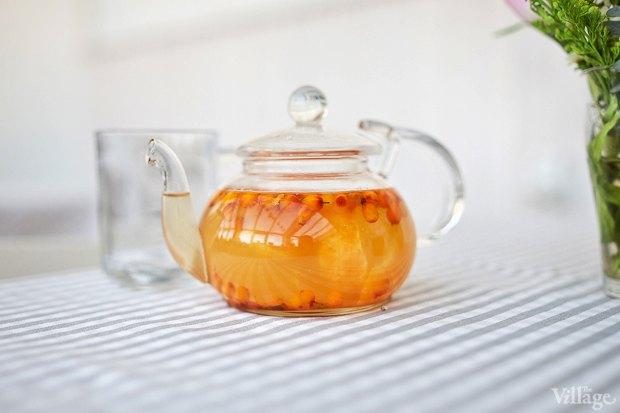 Чай облепиховый — 150 рублей. Изображение № 24.