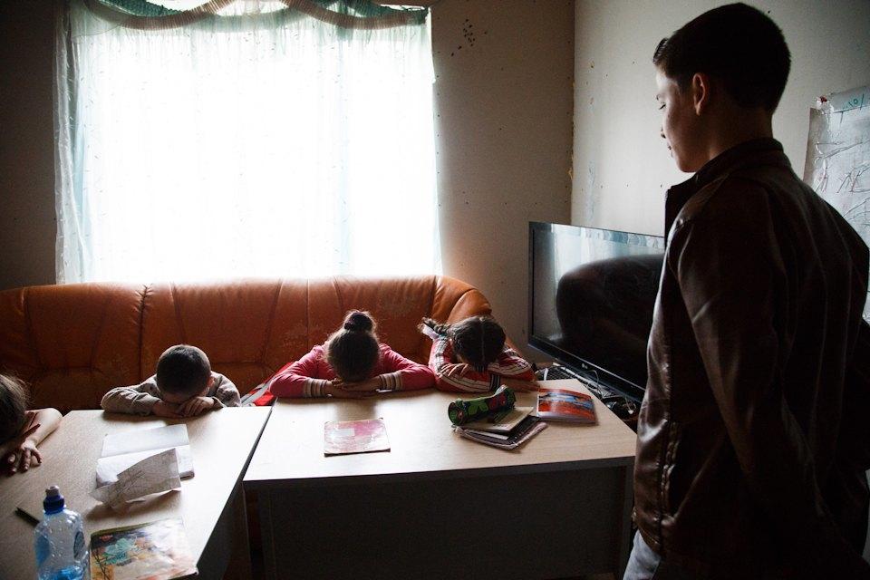 Дети, которых нет: Как проходят занятия в ногинской школе для сирийских беженцев. Изображение № 3.
