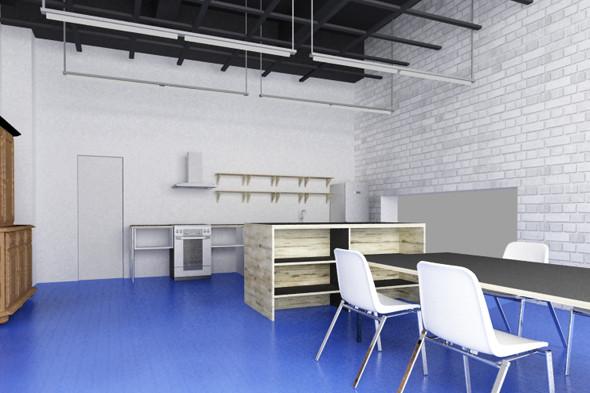 В «Этажах» открывается коворкинг площадью 700 кв. м. Изображение № 6.