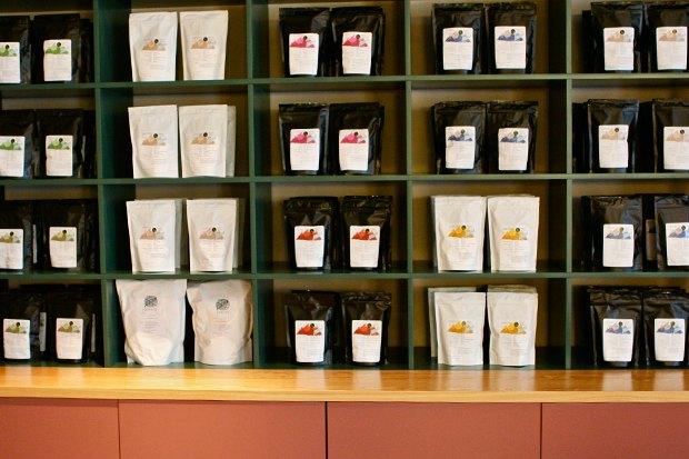 В Милютинском переулке открывается второй кофе-бар Double B. Изображение № 6.