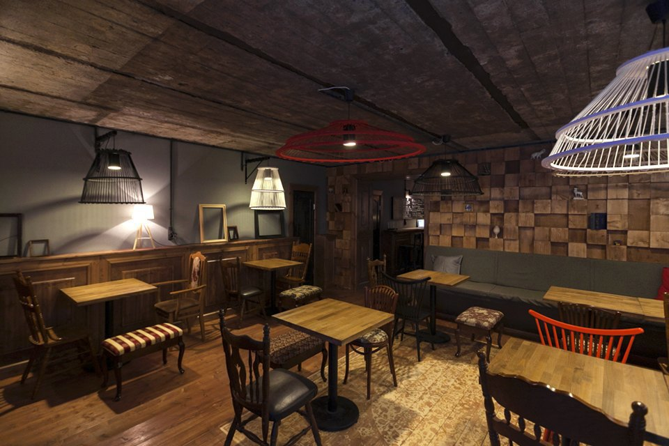 Кафе-бар The Living Room на Большой Зеленина. Изображение № 10.