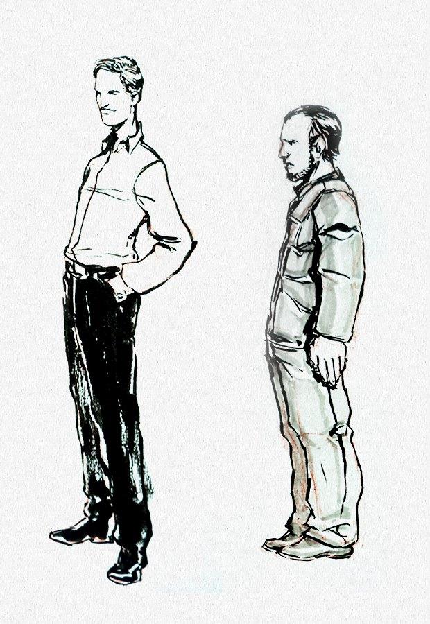 Клуб рисовальщиков: «Белая площадь». Изображение №5.