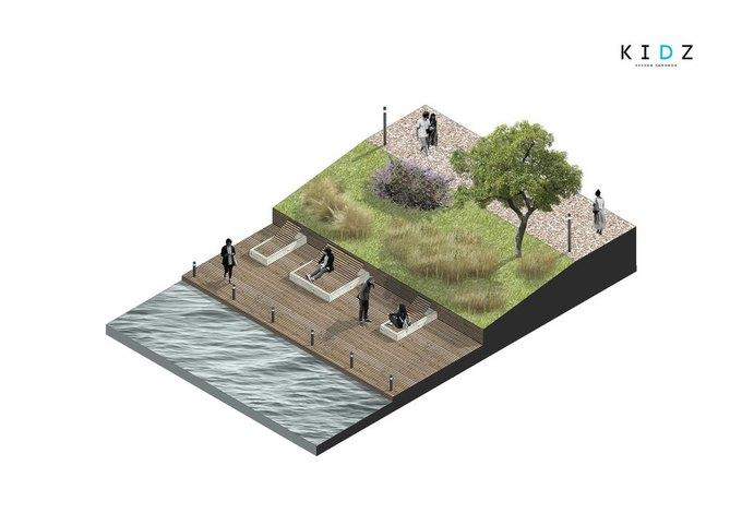 Коллектив Kidz разработает дизайн-концепцию для парка Городов-Героев. Изображение № 2.