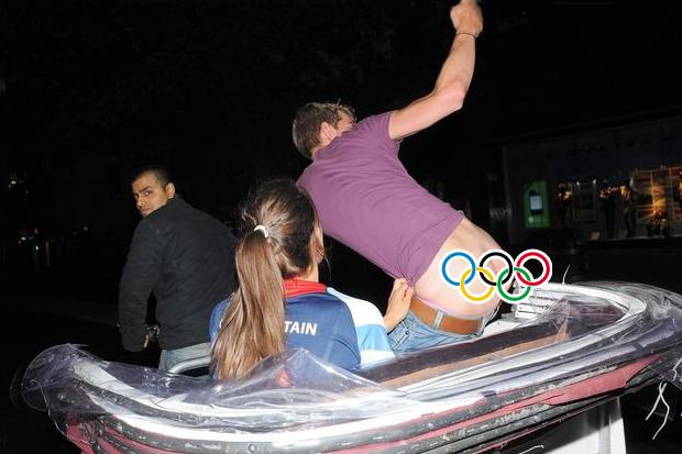 Дневник города: Олимпиада в Лондоне, запись 5-я. Изображение №10.