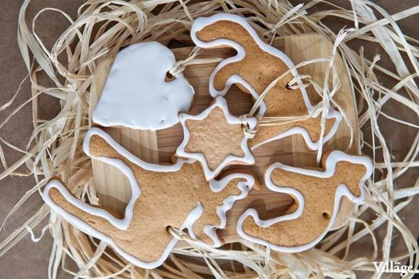 Сладкий Санта: Имбирные человечки и другие новогодние десерты навынос. Изображение № 13.