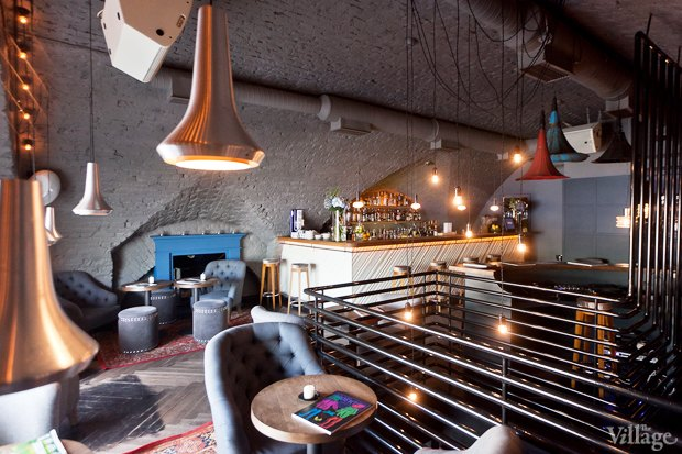 Ресторан-бар The Americano открылся на месте Soholounge. Изображение № 7.