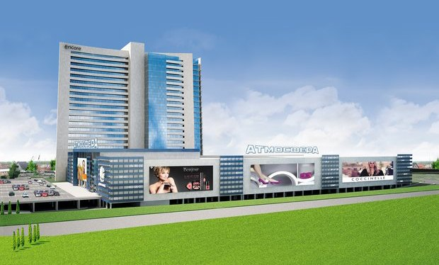 Пополнение: 6 новых торгово-развлекательных центров вКиеве. Зображення № 26.