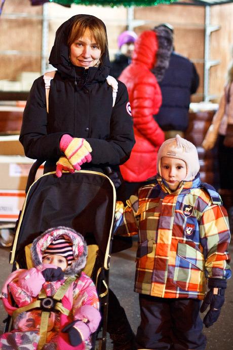 Люди в городе: Рождественская деревня ВВЦ. Изображение №29.