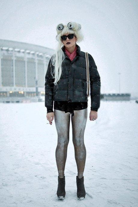 Люди в городе: Посетители концерта Lady Gaga в Москве и Петербурге. Изображение № 35.