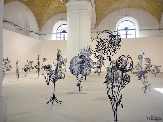Гид по Большому скульптурному салону — 2012  . Зображення № 7.
