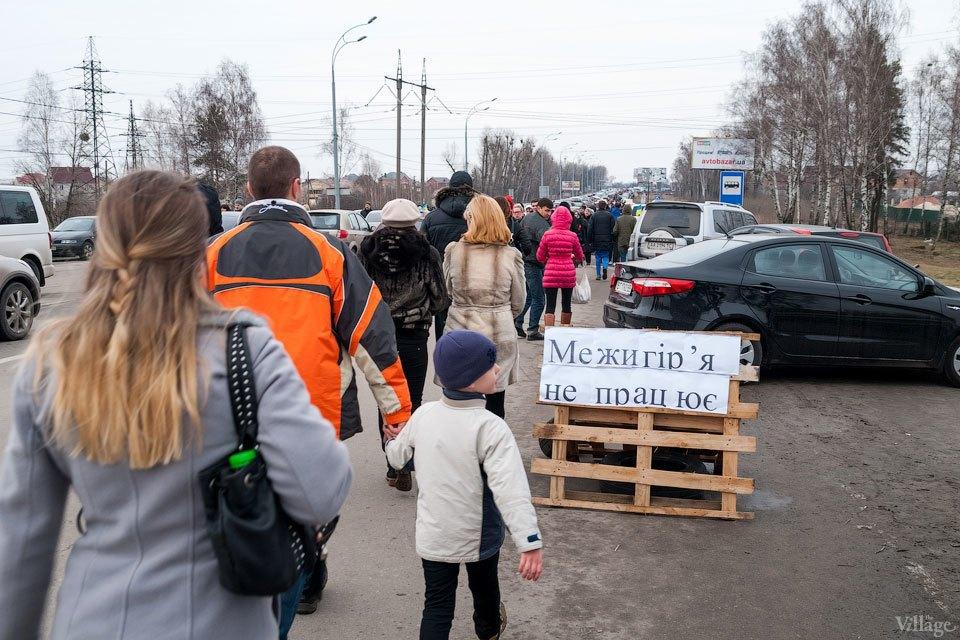 Народное движение: За чем едут в резиденцию Виктора Януковича. Изображение № 1.