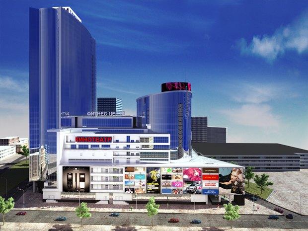 Пополнение: 6 новых торгово-развлекательных центров вКиеве. Изображение № 9.
