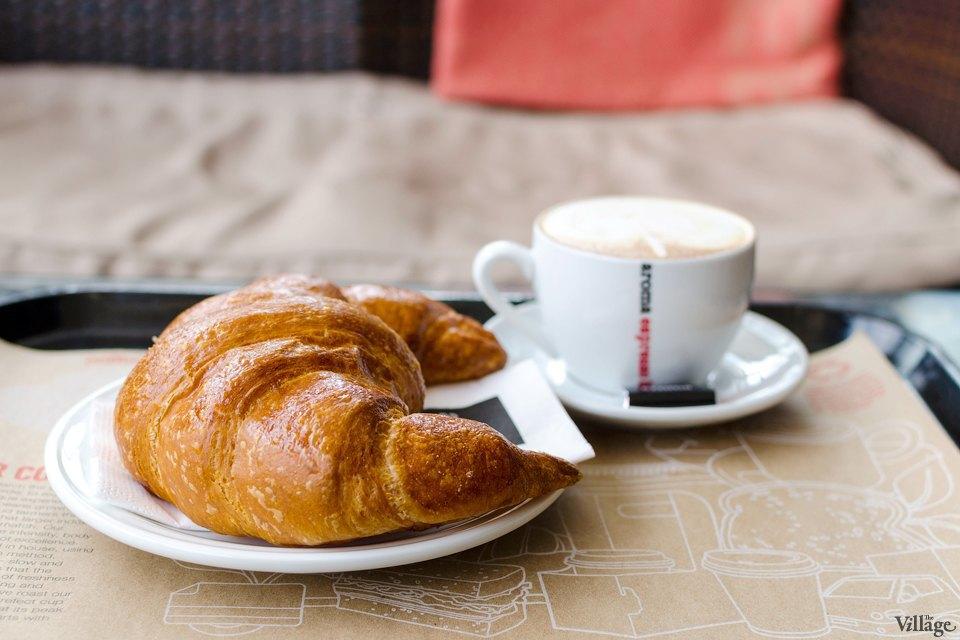 Комби-завтрак (кофе и круассан) — 45 грн.. Изображение № 39.