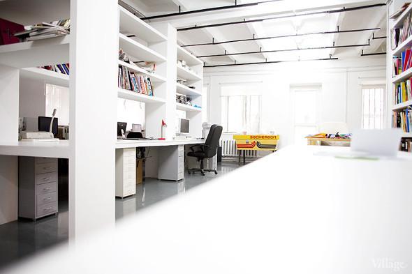 Офис недели (Москва): Zolotogroup и Ostengruppe. Изображение № 3.