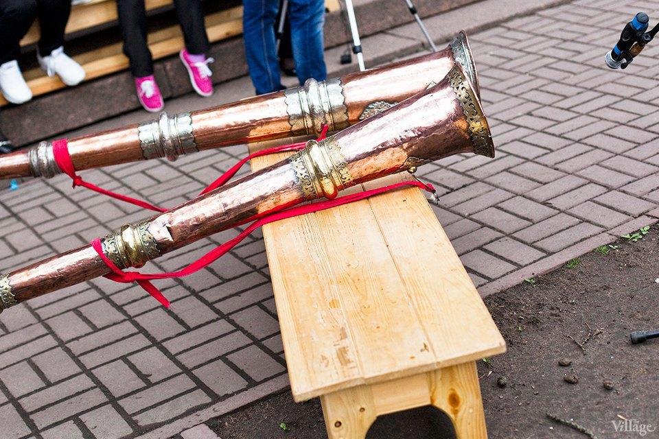 Фоторепортаж: Столетие петербургского дацана. Изображение № 5.