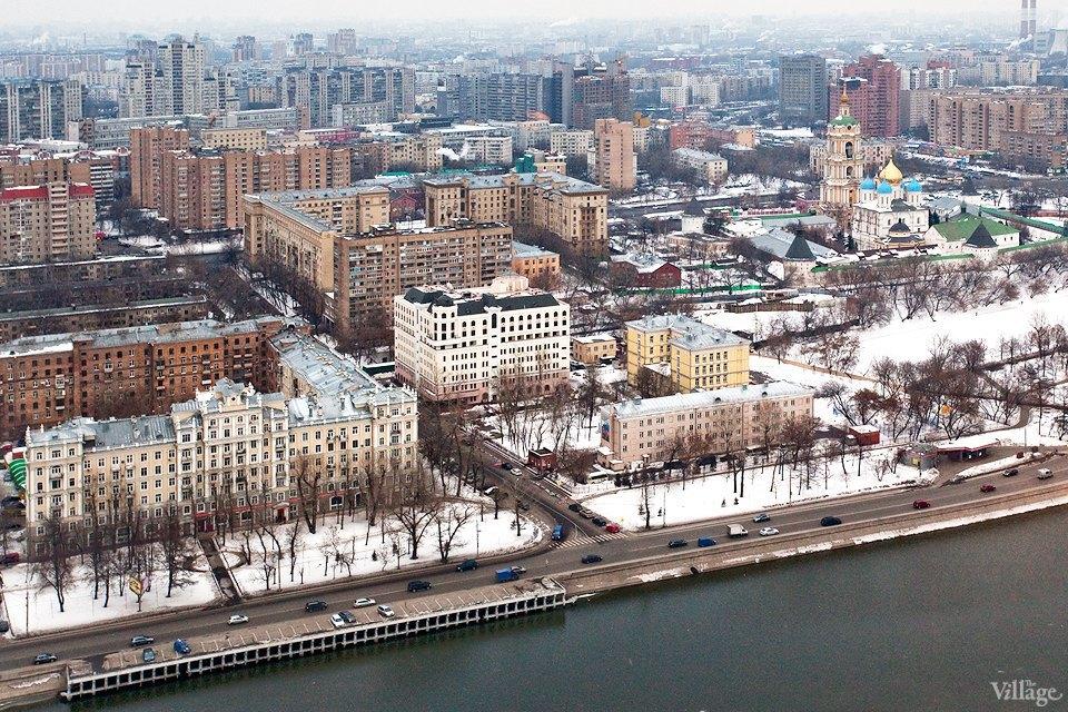 Лучший вид на этот город: 7 смотровых площадок вМоскве. Изображение № 55.