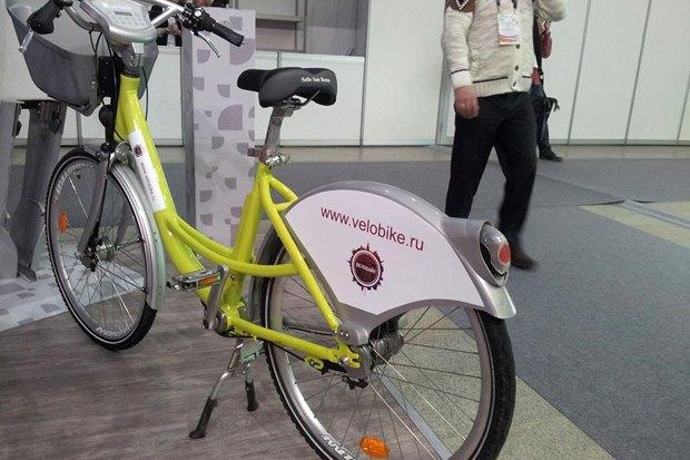 Московским велопрокатом займётся Сбербанк. Изображение № 2.
