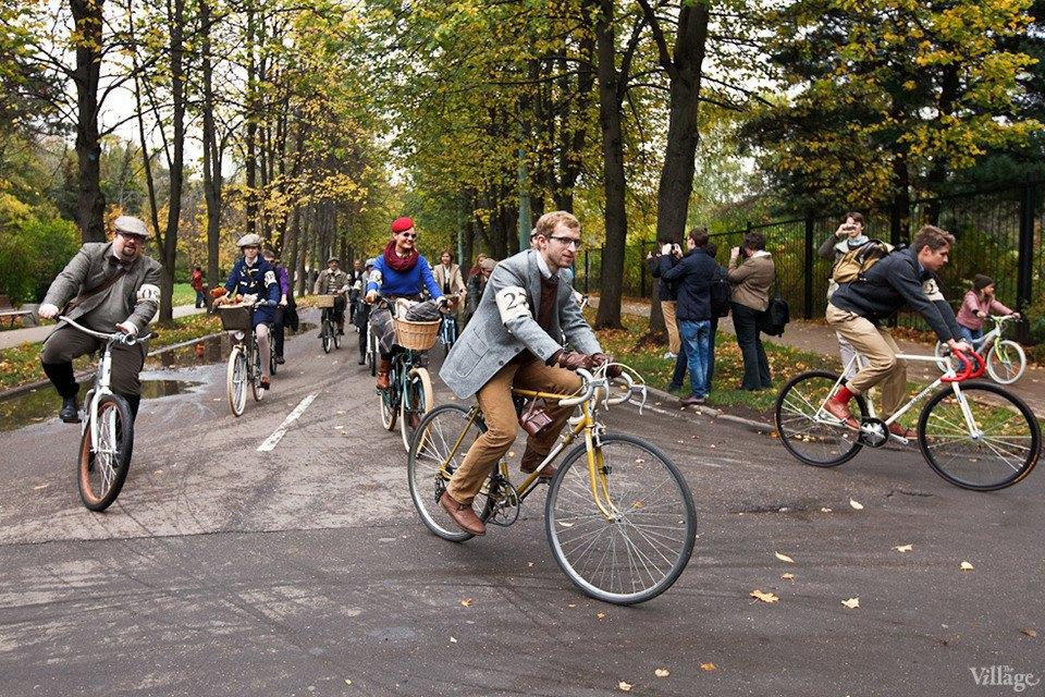 С твидом на город: Участники велопробега Tweed Ride о ретро-вещах. Изображение № 45.