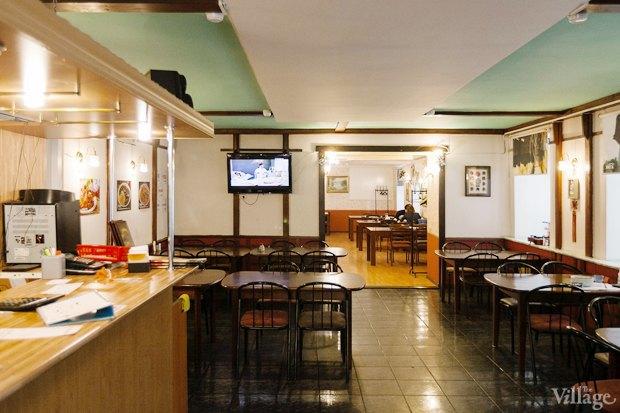 Все свои: Корейский ресторан на Лермонтовском проспекте. Изображение № 2.