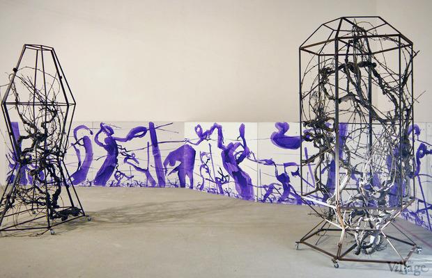 Гид по Большому скульптурному салону — 2012  . Зображення № 15.
