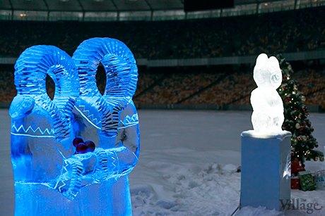 В «Олимпийском» откроют выставку ледяных скульптур. Зображення № 2.