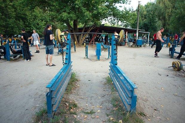 Испанский немецкий: Необычные места в Киеве. Изображение № 67.