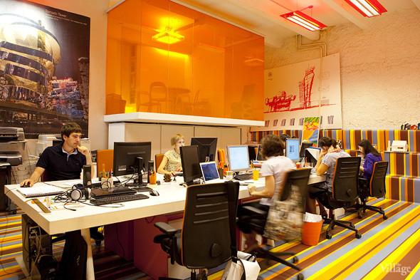 Офис недели (Москва): Pole Design. Изображение № 8.