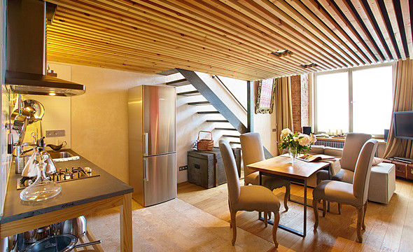 Небольшая квартира-студия на Крюковом канале.. Изображение № 71.