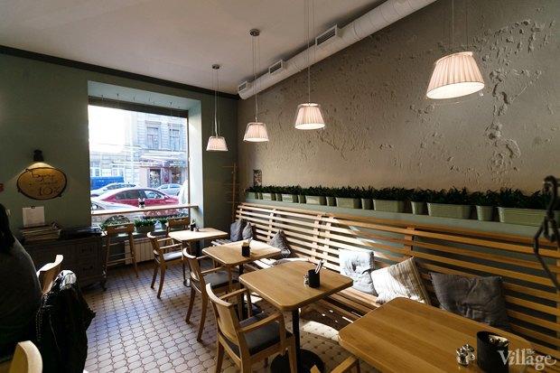 Новое место: Кафе-бар «Бюро». Изображение № 6.