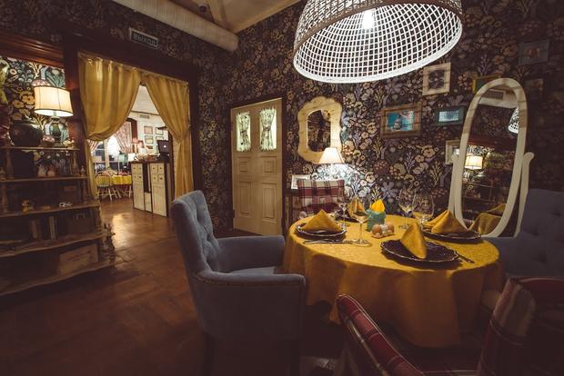 Команда «Гостей» открыла ресторан на Петроградской стороне . Изображение № 1.