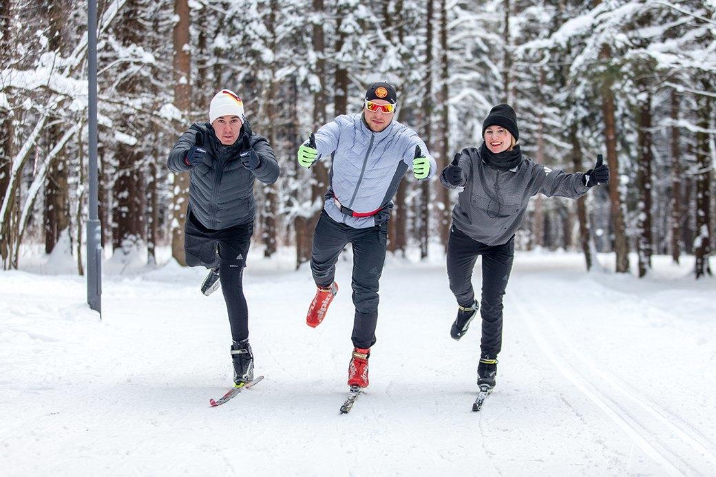 Ход коньком:  Почему беговые лыжи — главный спорт этой зимы. Изображение № 20.