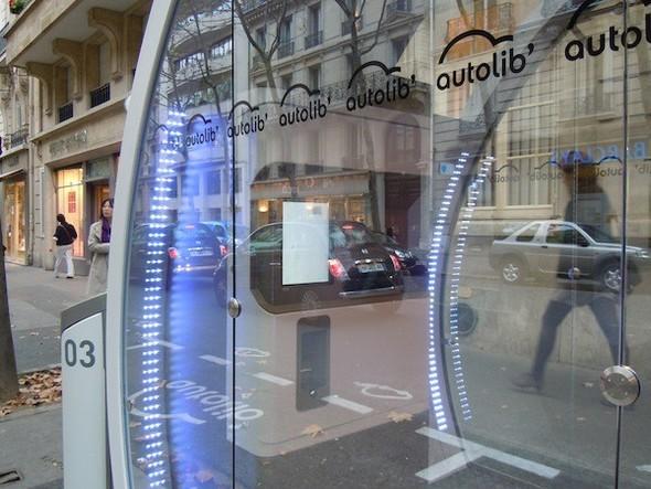 Иностранный опыт: Прокат электромобилей в Париже. Изображение № 4.