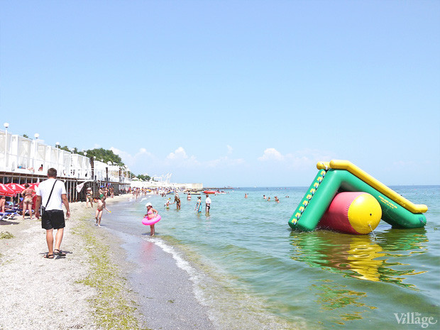 На песке: 5 пляжных клубов Одессы. Зображення № 70.