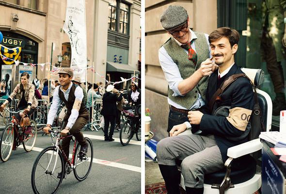 Tweed Run: В Киеве пройдет первый велопробег в стиле английского ретро. Зображення № 2.