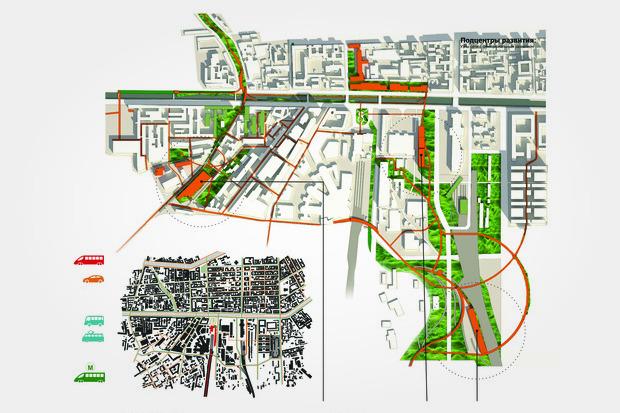 «Серый пояс»: 4 проекта развития промзон. Изображение № 16.