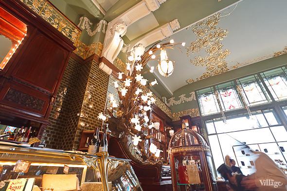 Фоторепортаж: Открытие отреставрированного «Елисеевского магазина». Изображение № 9.