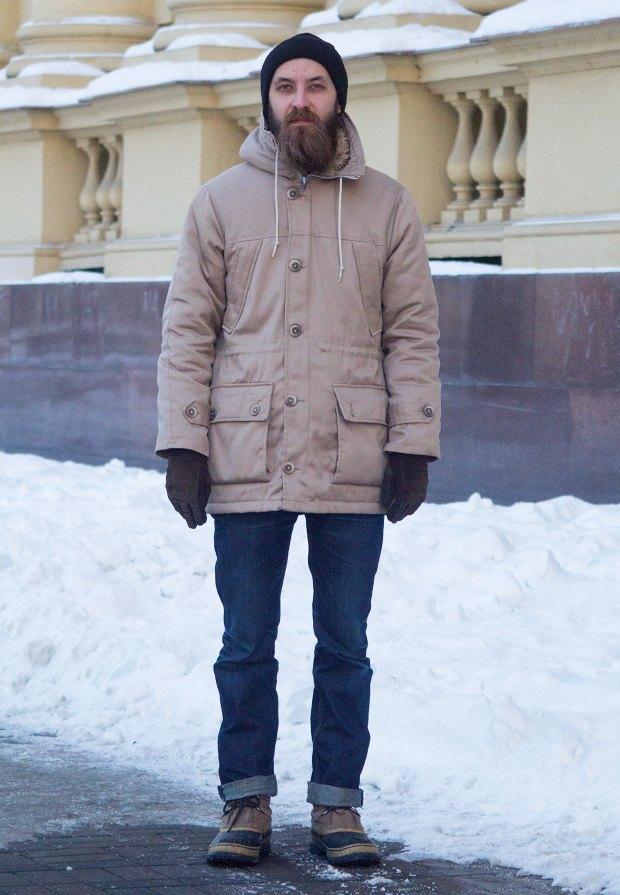 Внешний вид: Роман Паринов, рок-музыкант. Изображение № 1.