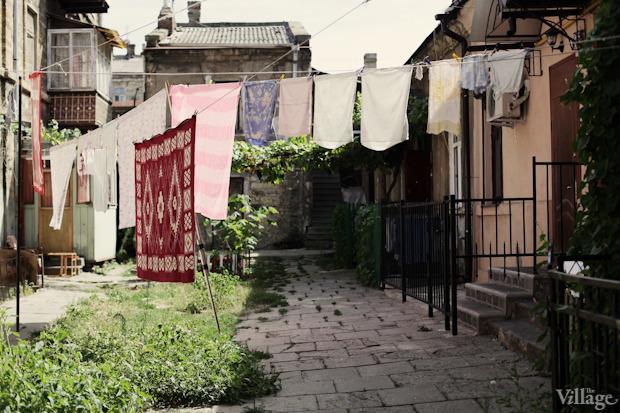 По ту сторону: Прогулка по одесским дворикам. Зображення № 32.