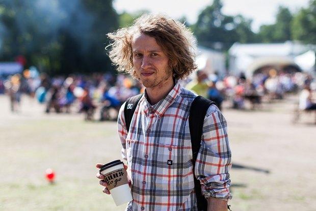 Люди в городе: Посетители фестиваля «О да! Еда!». Изображение № 28.