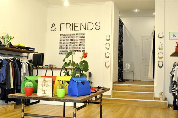На Короленко открылся магазин cевропейскими марками женской одежды &Friends. Изображение № 2.